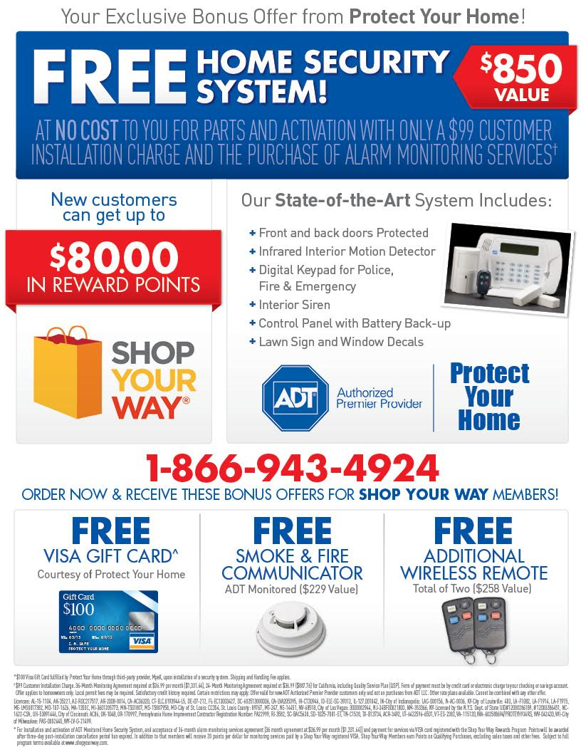 Adt security discounts coupons